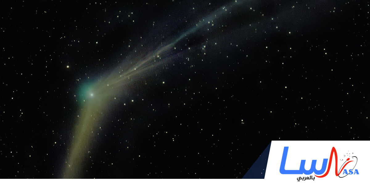 المذنب كاتالينا في أقرب نقطة له من كوكب الأرض