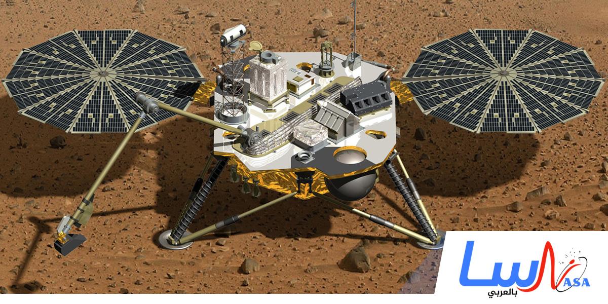 المسبار الأمريكي فينيكس يهبط بنجاح على سطح المريخ
