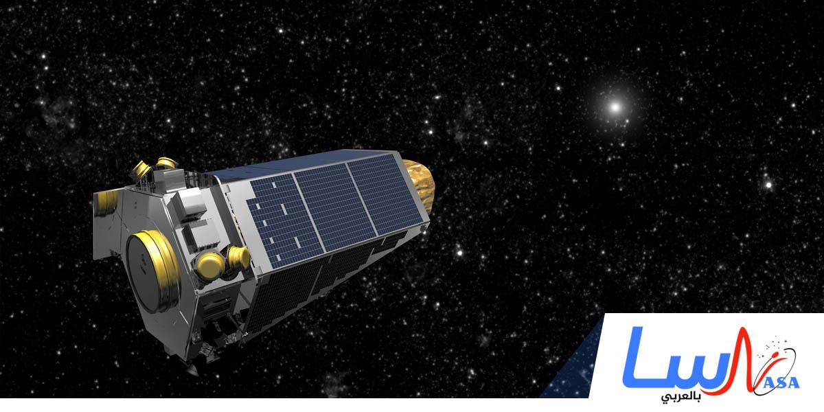 تلسكوب كيبلر يدخل في الخدمة