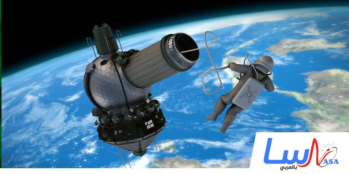 طاقم المركبة الفضائية