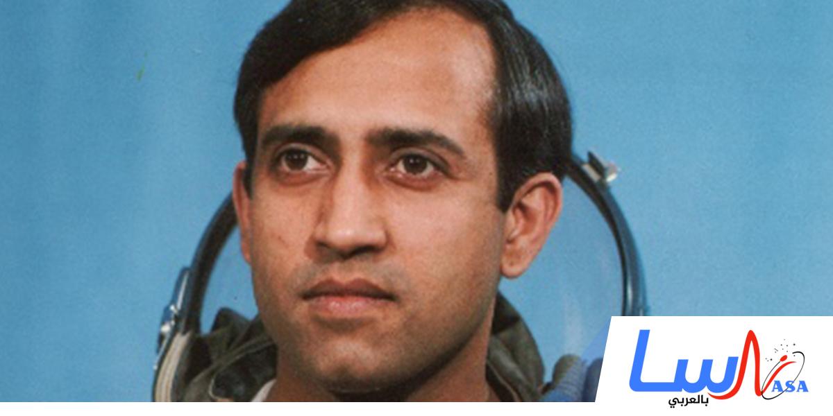 ولادة رائد الفضاء الهندي
