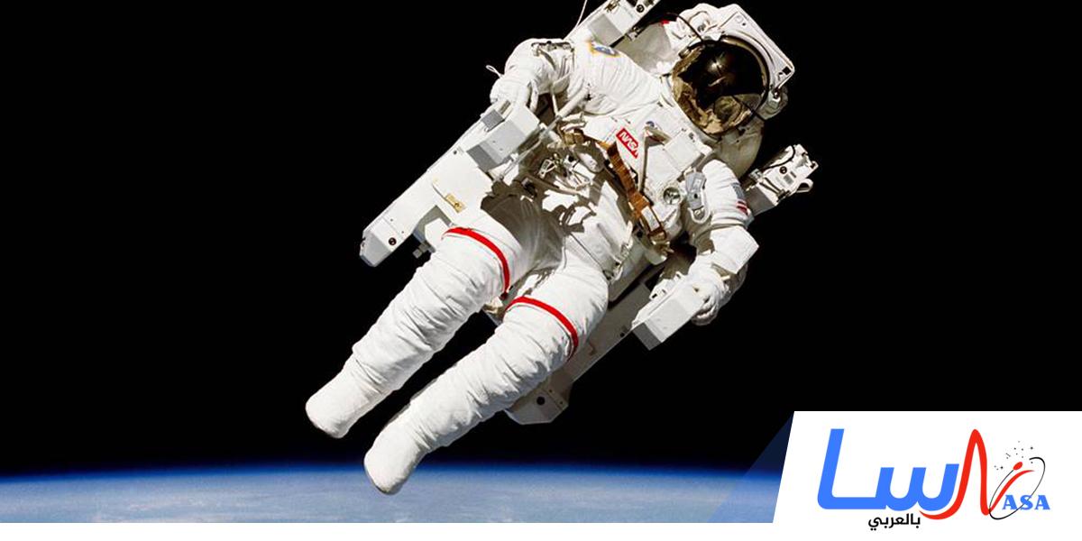 أول عملية سير حر في الفضاء