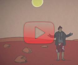 المريخ في دقيقة: هل المريخ أحمر وساخن؟