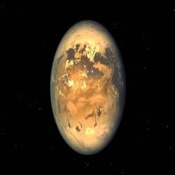 كوكب جديد مشابه للأرض (كبلر-186f)