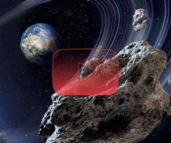 تعقب الكويكبات