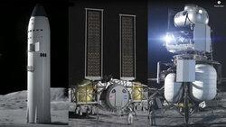 ناسا تختار أنظمة الهبوط البشرية لبرنامج إرتميس