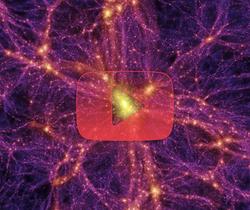 ماهي الطاقة المظلمة؟ وماهي المادة المظلمة؟