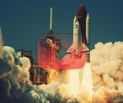 كيف نطلق الصواريخ نحو الفضاء؟