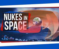 الآثار غير المتوقعة للانفجار النووي في الفضاء