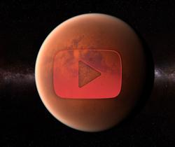 برومو المريخ في دقيقة