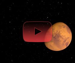 كم من الوقت تستغرق السنة على المريخ؟