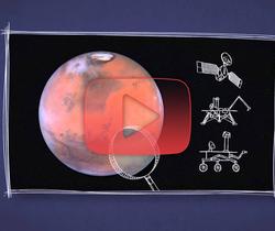 المريخ في دقيقة: هل المريخ حقاً أحمر؟