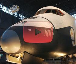 أول مكوك فضاء أمريكي
