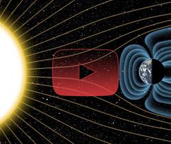 تعرفوا على الغلاف المغناطيسي للأرض