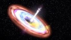 ناسا ساينس كاست: تسليط الضوء على الثقب الأسود