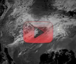 عاصفة رعدية تعبر الولايات المتحدة الأمريكية