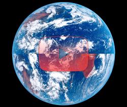 تفلطح الأرض