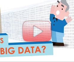 ماهي البيانات الضخمة؟ وكيف تعمل؟