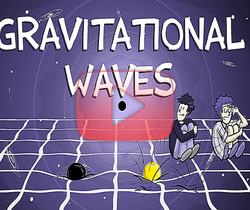 تفسير الأمواج الثقالية