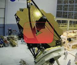 إنجاز تلسكوب ويب: الانتهاء من عناصر التلسكوب