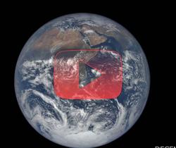 سنة على الأرض -شاهدها من على بعد 1 مليون ميل