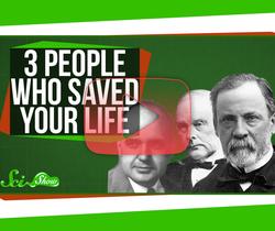ثلاثة أشخاص كانوا السبب في إنقاذ حياتك