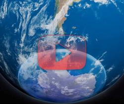 مراقبة الكرة الأرضية من المحطة الفضائية