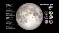 رحلة تسلق أبولو 14 للوصول إلى فوهةِ البُركانِ المخروطيَّة