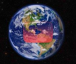 كوكبنا من الفضاء